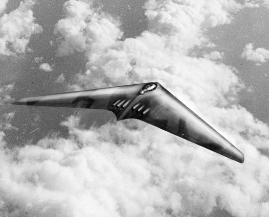 flying wing aircraft