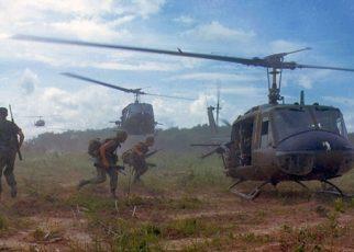 Helicopters in Vietnam