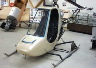 Assembly-kit helicopter