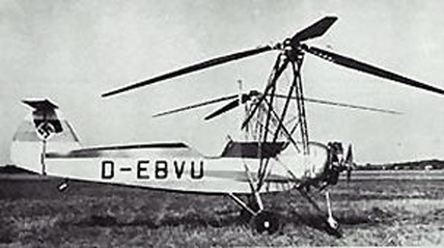 Focke-Achgelis Fa 61