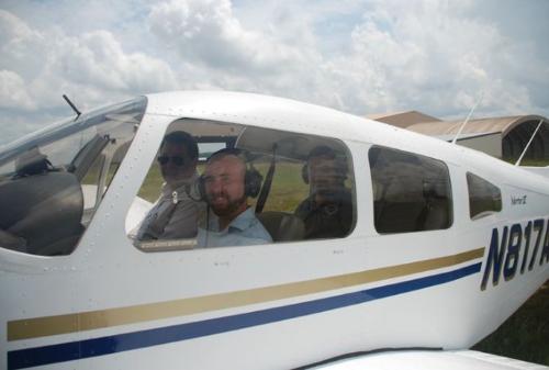 biennial flight review air portion