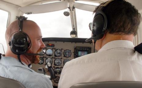 biennial flight review - bfr