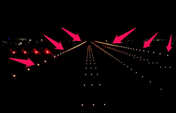 runway edge lighting