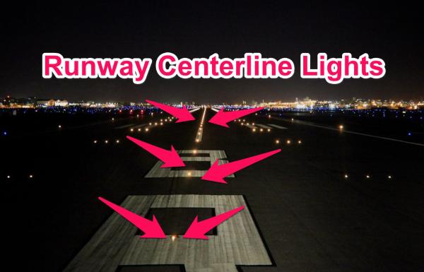 runway centerline lights
