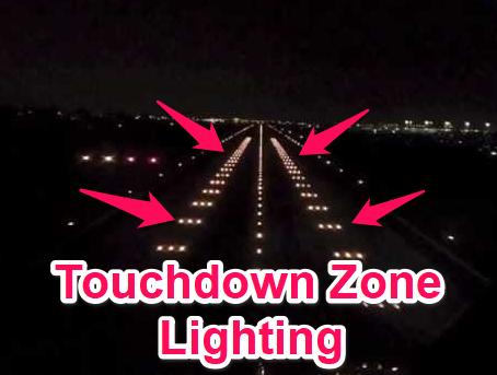 touchdown zone lighting