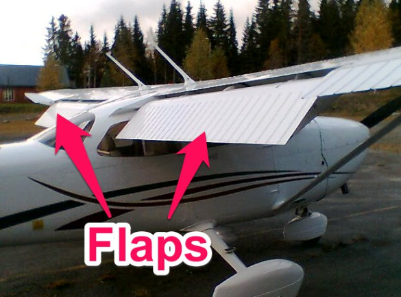 aircraft flaps