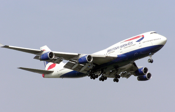 fowler flaps are used on large aircraft like the 747