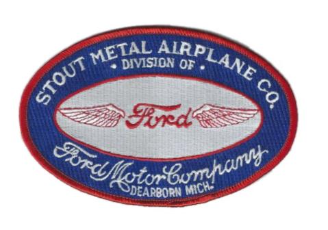stout metal airplane company emblem