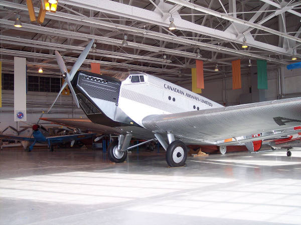 a single engine version of the junkers ju 52