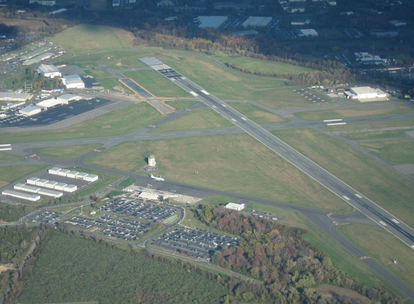 trenton mercer airport in new jersey is a class d airport